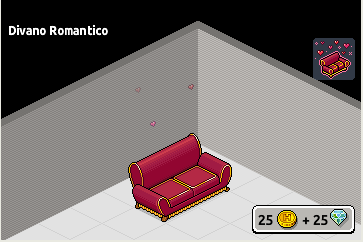 [ALL] Inserito raro Divano Romantico in catalogo su Habbo! Scree613