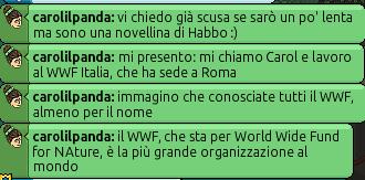 [IT] RedBus e WWF Young Italy - 7 Maggio 2019 alle 16:00 Scree879