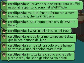 [IT] RedBus e WWF Young Italy - 7 Maggio 2019 alle 16:00 - Pagina 3 Scree880