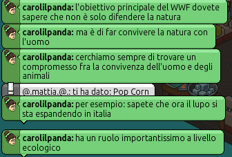 [IT] RedBus e WWF Young Italy - 7 Maggio 2019 alle 16:00 - Pagina 3 Scree882
