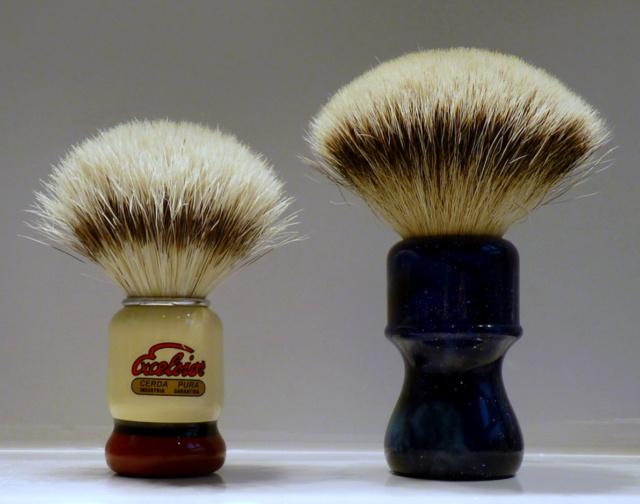 Petit blaireau à petit prix compatible FL P1080314