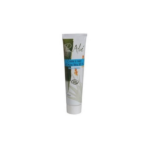 Les crèmes de rasage non-moussantes Pur-al10