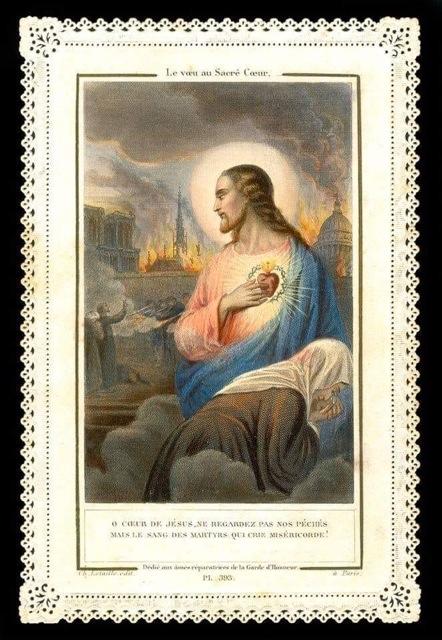 Notre Dame de Paris en flammes  - Page 14 Holy_c10