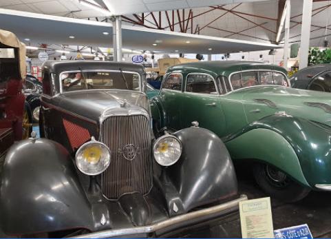 Musée automobile de Valencay 2019-014