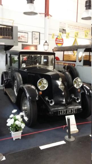 Musée automobile de Valencay 20190810