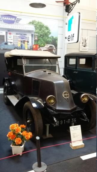 Musée automobile de Valencay 20190811