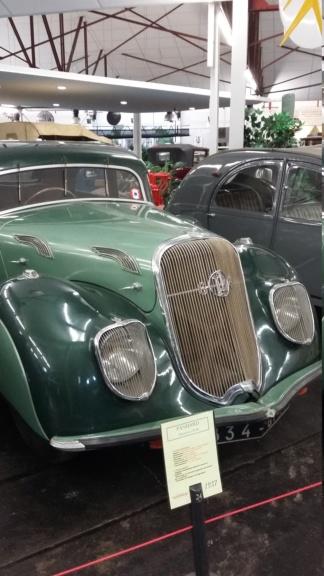 Musée automobile de Valencay 20190812