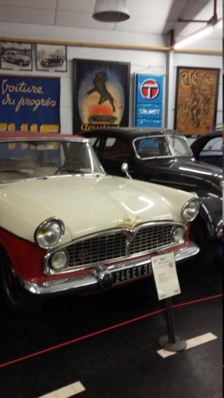 Musée automobile de Valencay 20190813