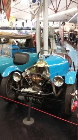Musée automobile de Valencay 20190816