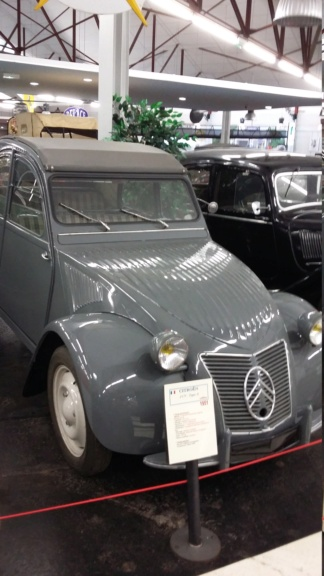 Musée automobile de Valencay 20190823