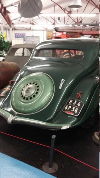 Musée automobile de Valencay 20190827