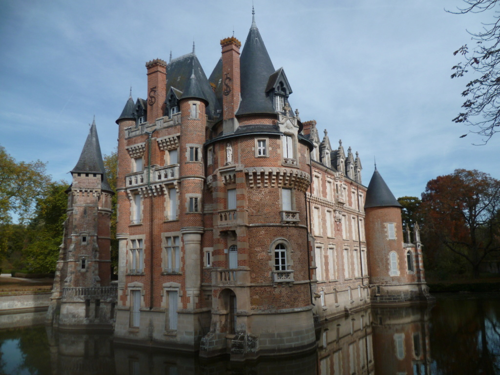 Eurovélo 3, canal du Loing, canal de Briare P1080314