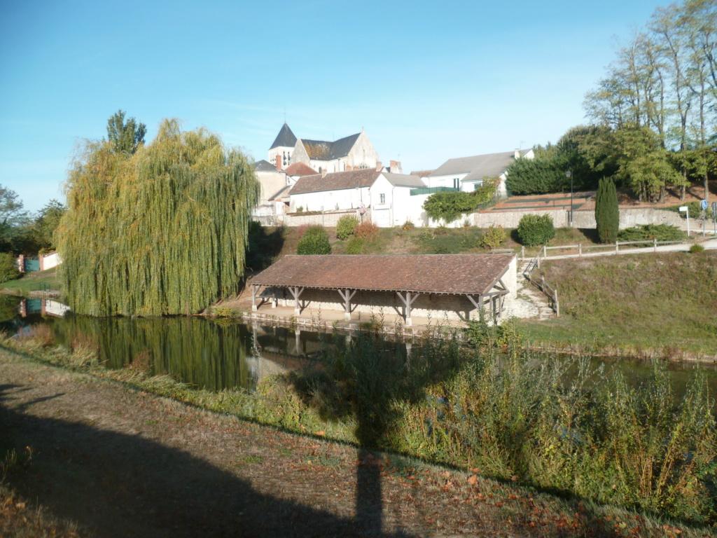 Eurovélo 3, canal du Loing, canal de Briare P1080315
