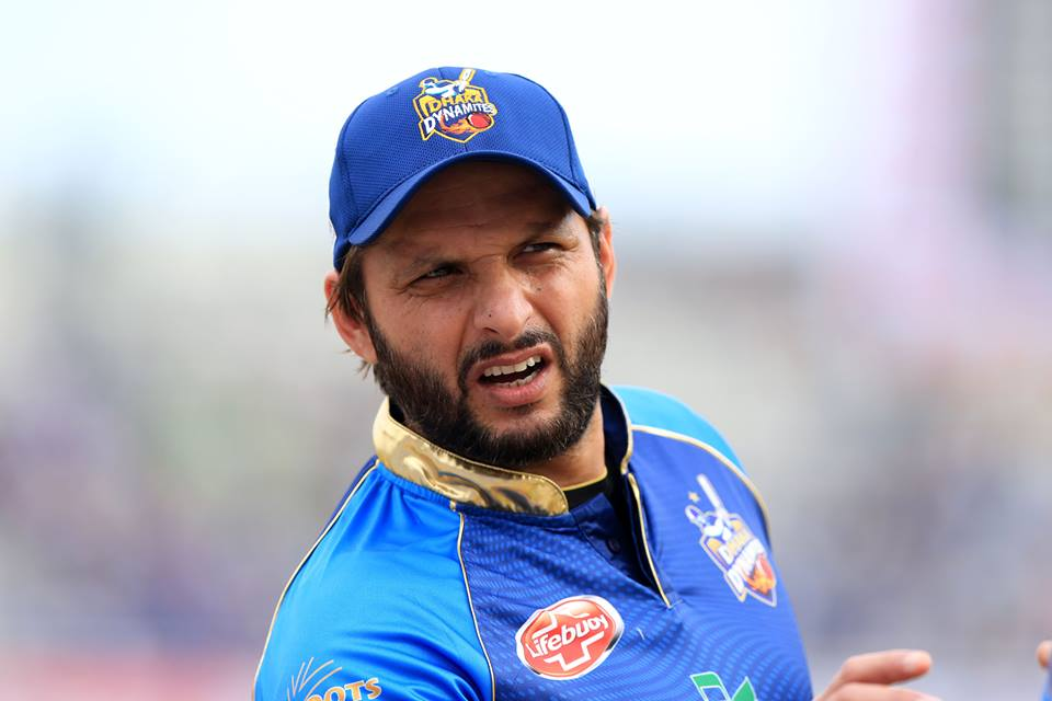APL 2018: Pakistani players denied permission to feature in the tournament Afridi10