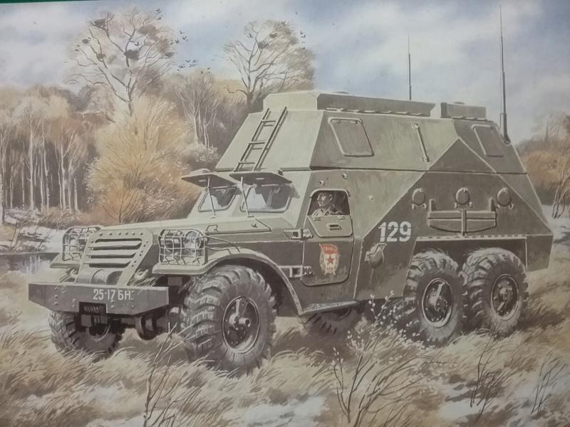 BTR 152 U (icm) 20181240