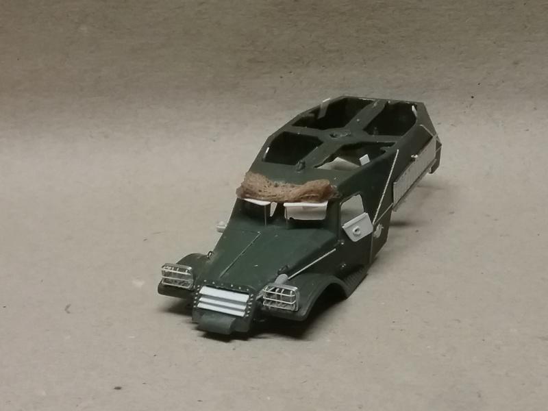 BTR 152 U (icm)  TERMINÉ  - Page 2 20190710