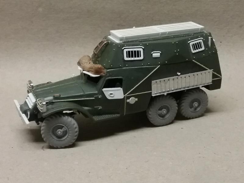 BTR 152 U (icm)  TERMINÉ  - Page 2 20190714