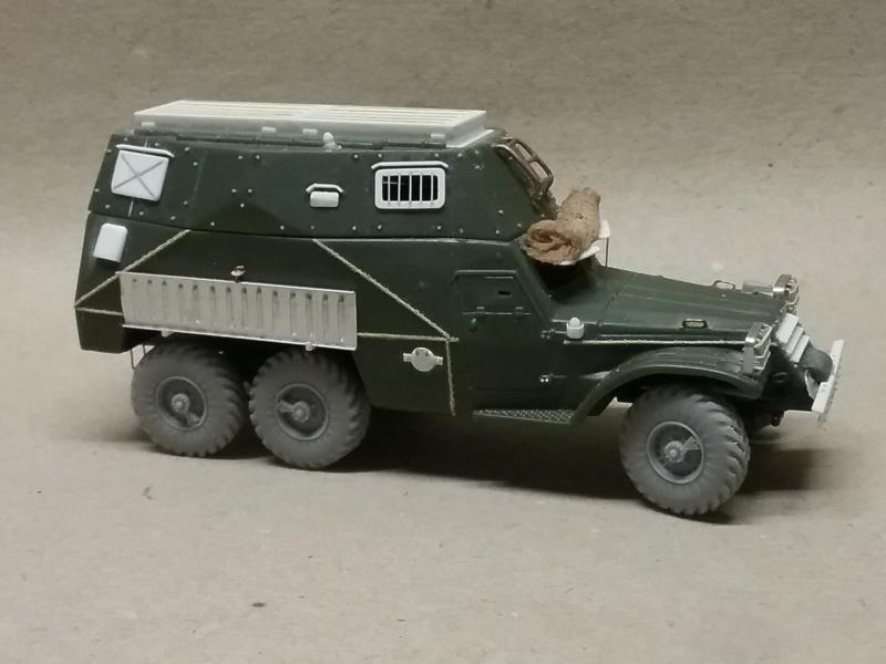 BTR 152 U (icm)  TERMINÉ  - Page 2 20190716
