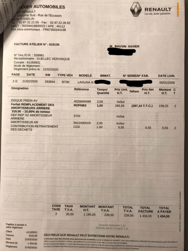 [XavierB] Laguna III.3 Estate 2.0 DCi 175 BVA Initiale 4control - Page 14 Thumbn19