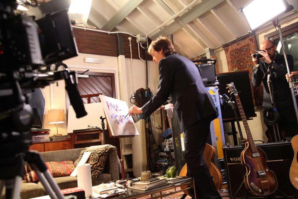 Monitor JBL 4320 dans le très célèbre studio d'Abbey Road  Img_0112