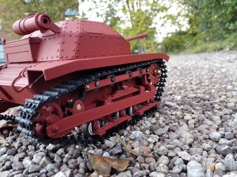 Polnische Tankette TKSD - Seite 2 12141310