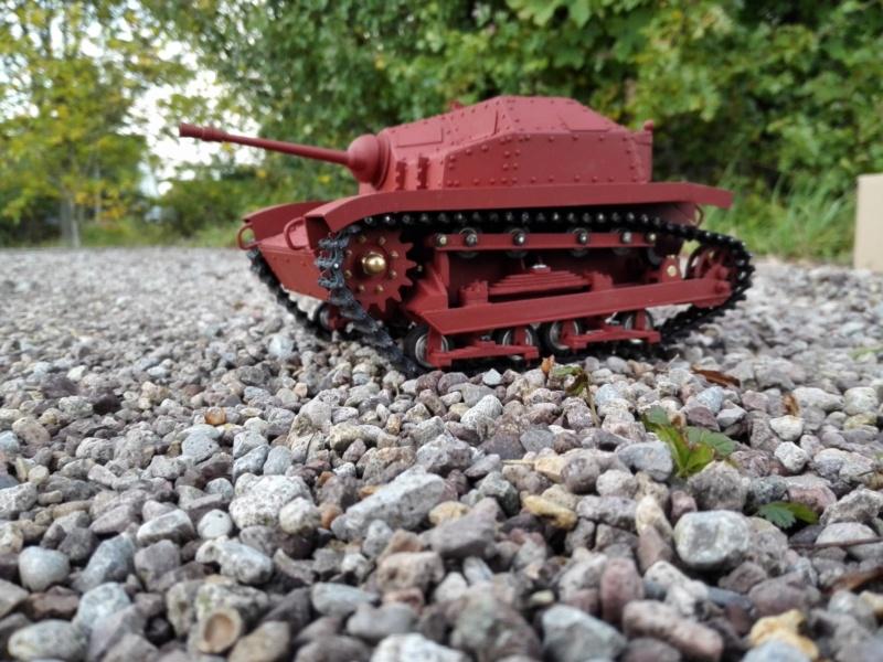 Polnische Tankette TKSD - Seite 2 12144710