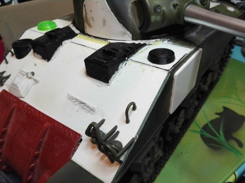 Sherman Firefly - Umbau eines M4A3 12211810