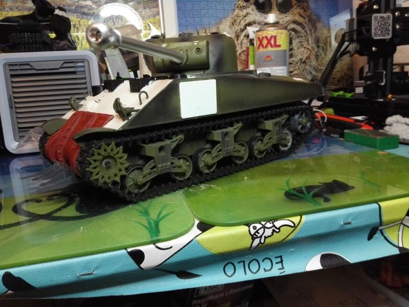Sherman Firefly - Umbau eines M4A3 12211811