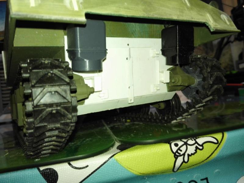 Sherman Firefly - Umbau eines M4A3 12212410