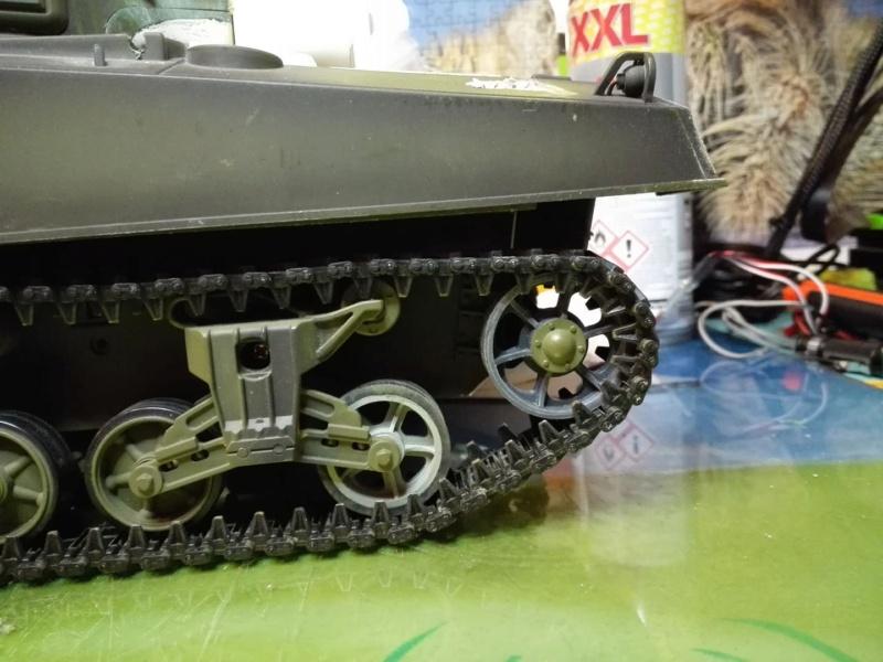 Sherman Firefly - Umbau eines M4A3 12212510