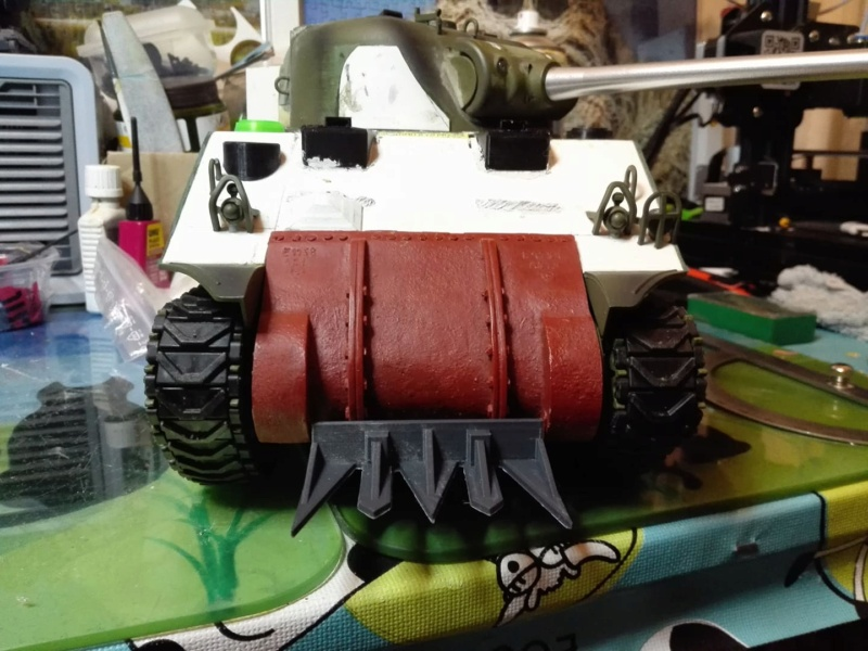 Sherman Firefly - Umbau eines M4A3 12214310