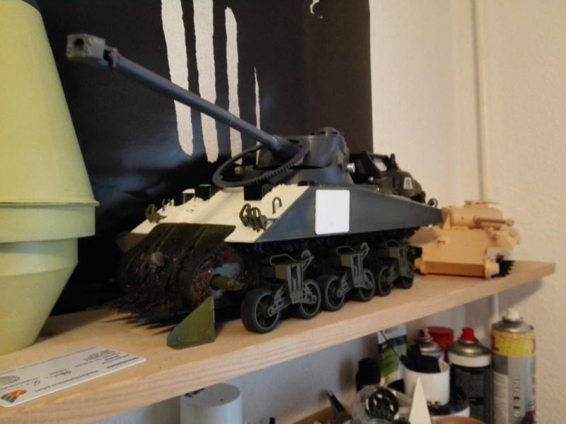 Sherman Firefly - Umbau eines M4A3 12781310
