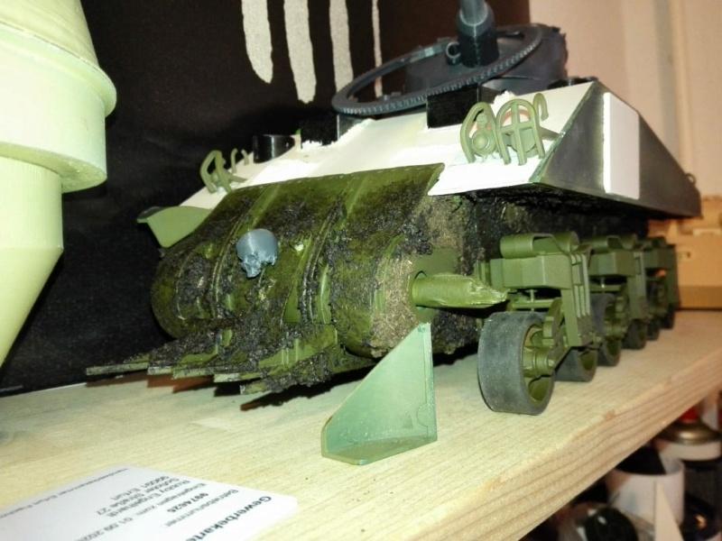 Sherman Firefly - Umbau eines M4A3 12820910