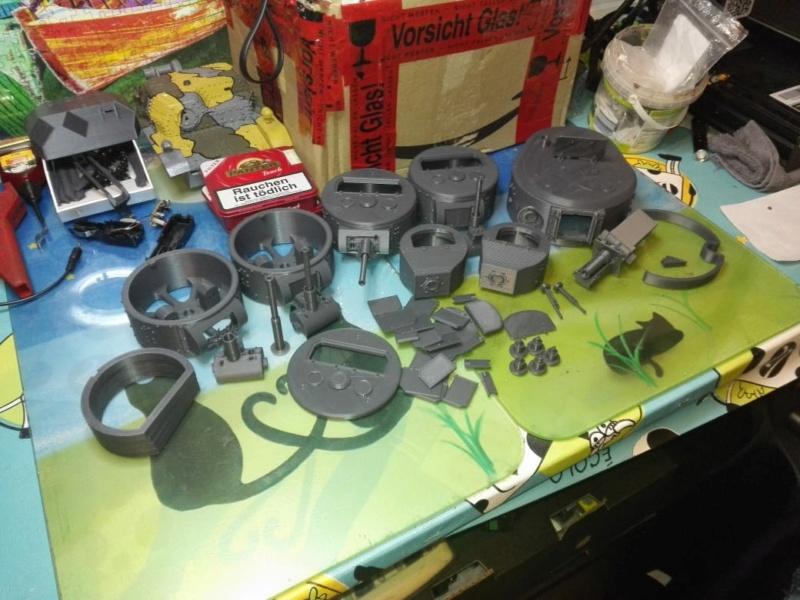 Meine 3D Drucke von Anfang bis heute 13093810