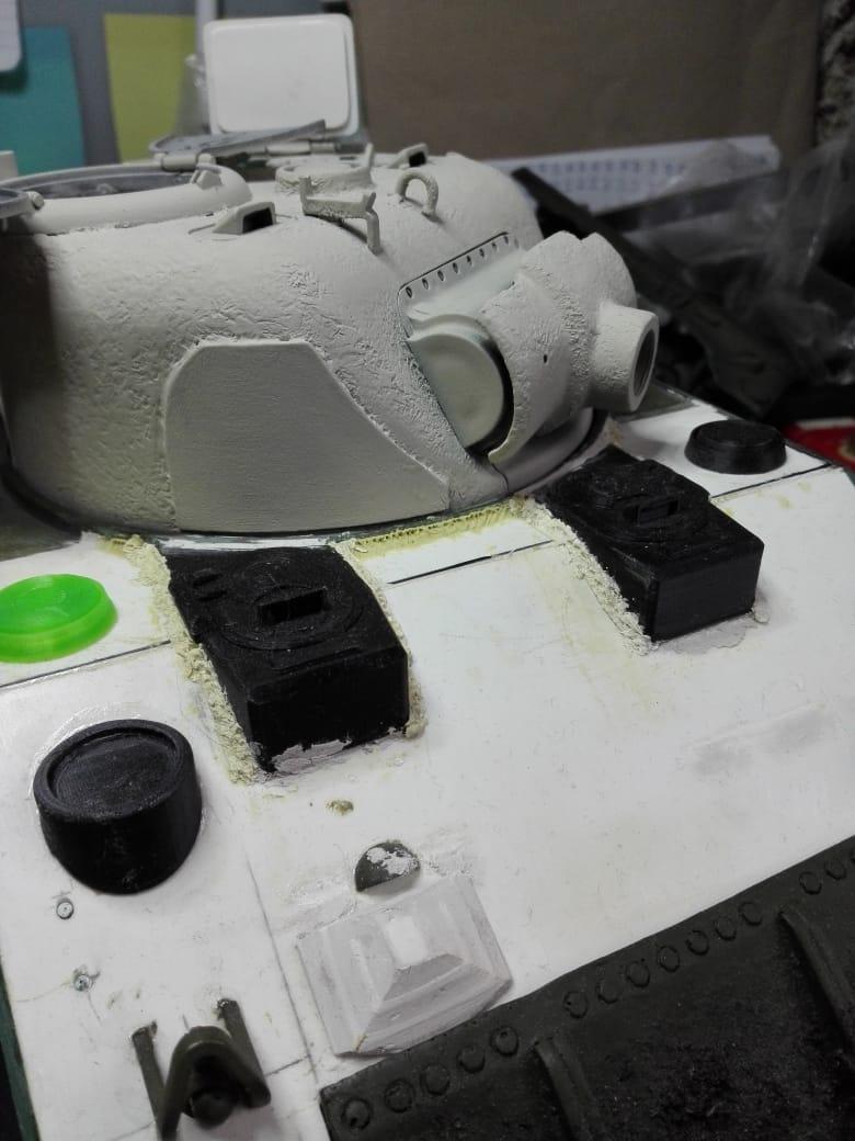 Sherman Firefly - Umbau eines M4A3 13606210