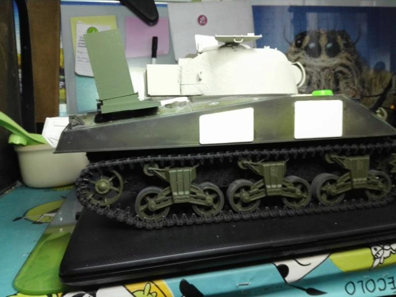 Sherman Firefly - Umbau eines M4A3 13606510