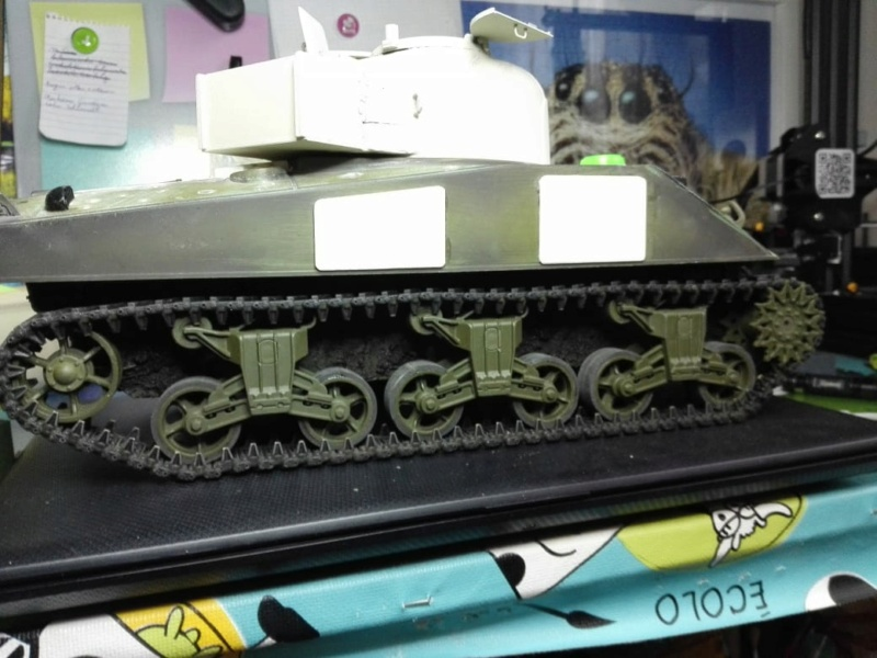 Sherman Firefly - Umbau eines M4A3 13635010