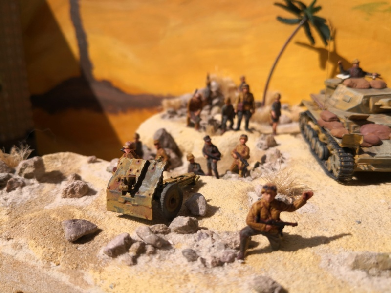 "Wettbewerbsdio ""Afrika Korps 1942"" in 1:72 61354710"