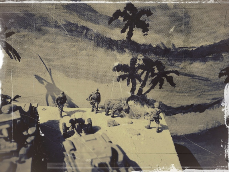 "Wettbewerbsdio ""Afrika Korps 1942"" in 1:72 61533310"