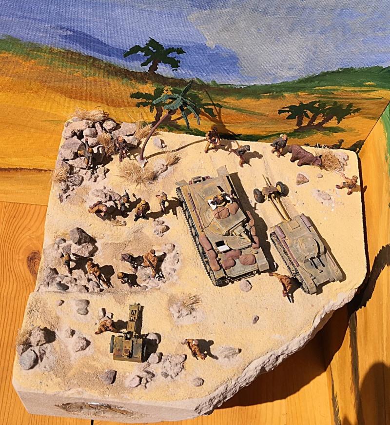 "Wettbewerbsdio ""Afrika Korps 1942"" in 1:72 61551110"