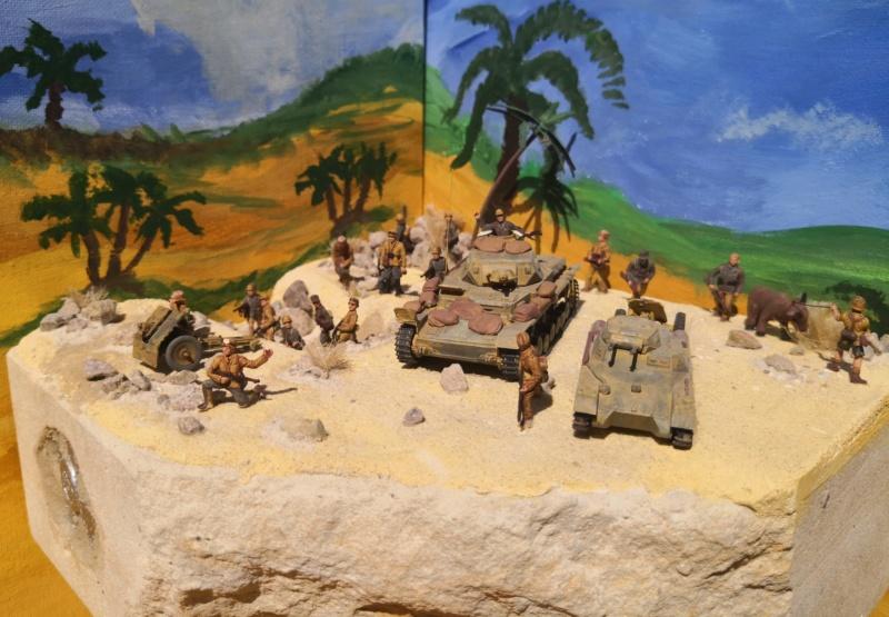 "Wettbewerbsdio ""Afrika Korps 1942"" in 1:72 61583110"