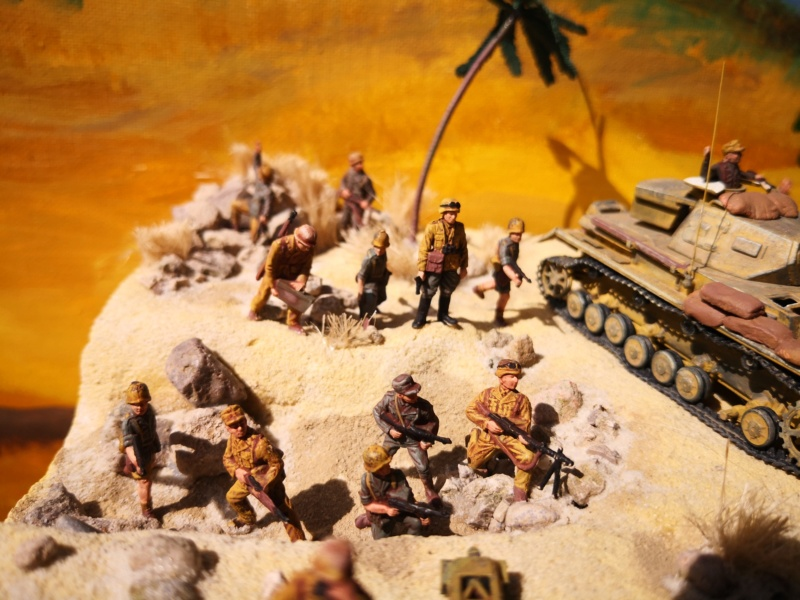 "Wettbewerbsdio ""Afrika Korps 1942"" in 1:72 61612210"