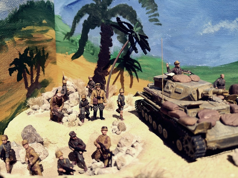 "Wettbewerbsdio ""Afrika Korps 1942"" in 1:72 61644510"