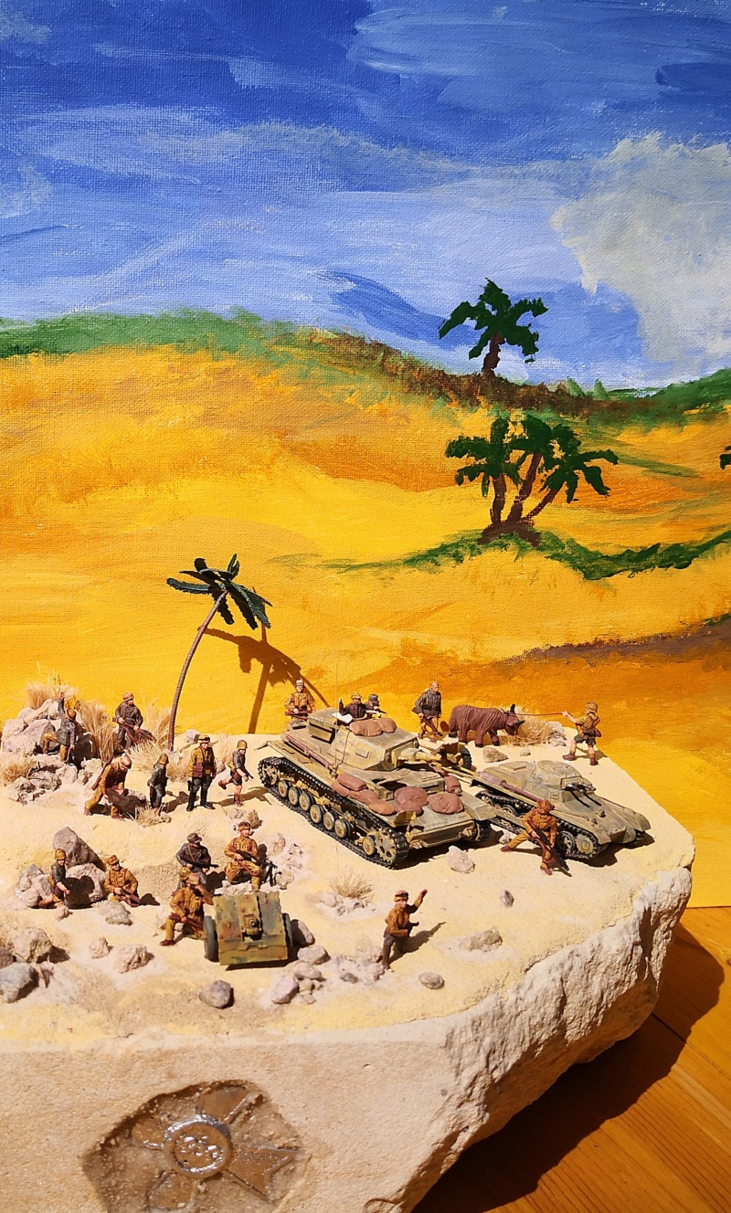 "Wettbewerbsdio ""Afrika Korps 1942"" in 1:72 61685710"