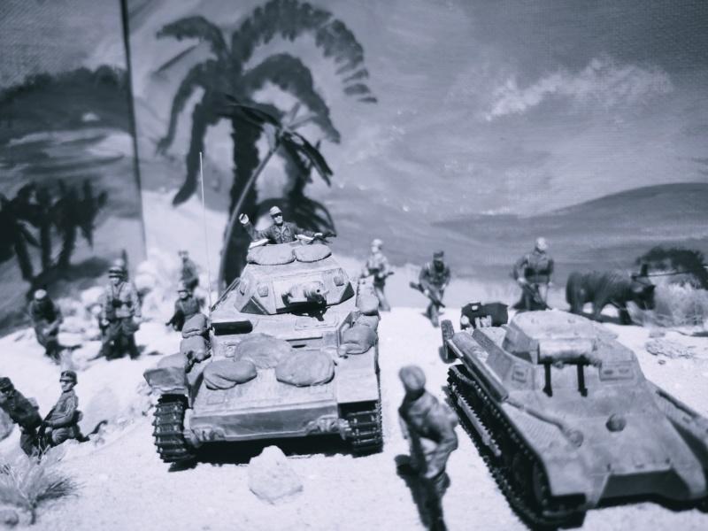 "Wettbewerbsdio ""Afrika Korps 1942"" in 1:72 61709810"