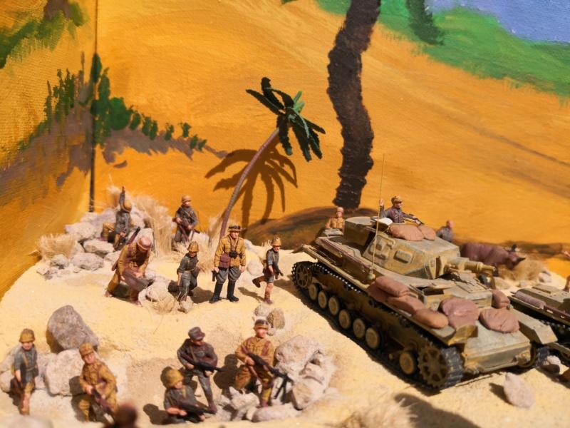 "Wettbewerbsdio ""Afrika Korps 1942"" in 1:72 61733410"