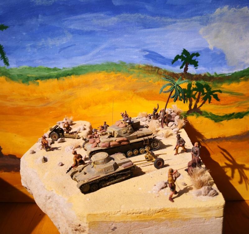 "Wettbewerbsdio ""Afrika Korps 1942"" in 1:72 61823610"