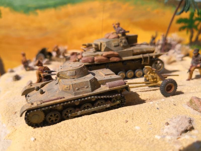 "Wettbewerbsdio ""Afrika Korps 1942"" in 1:72 61858010"