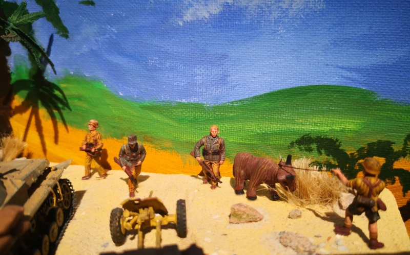 "Wettbewerbsdio ""Afrika Korps 1942"" in 1:72 61947210"
