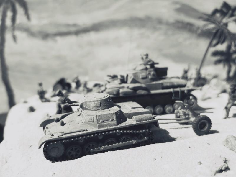 "Wettbewerbsdio ""Afrika Korps 1942"" in 1:72 62105010"